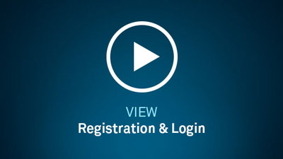 Connect Registration & Login