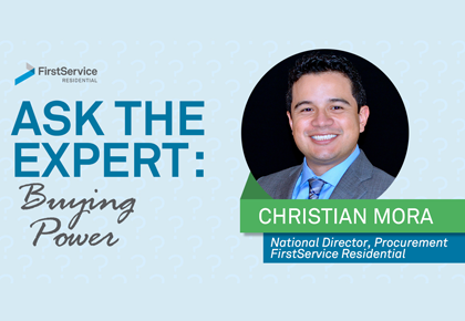 Ask the Expert - Leveraging your Buying Power