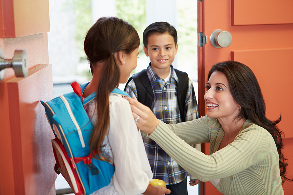 4 Back To School Tips to Keep Parents Sane and Kids Happy